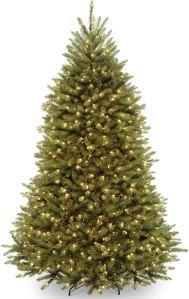 led christmas tree national tree