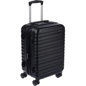 amazon basics suitcase, best luggage brands