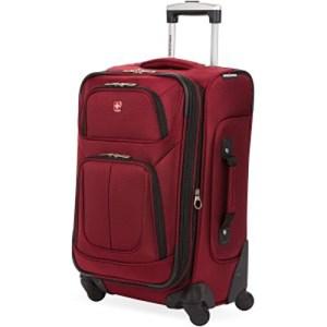 swiss gear suitcase, best luggage brands