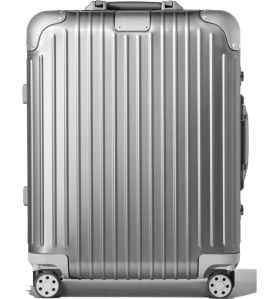 best luggage brands rimowa