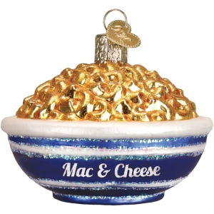 Old World Christmas Mac & Cheese Ornament