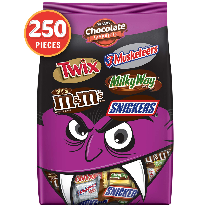 best halloween candy mars halloween