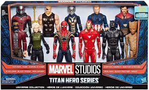 spiderman toys marvel titan series