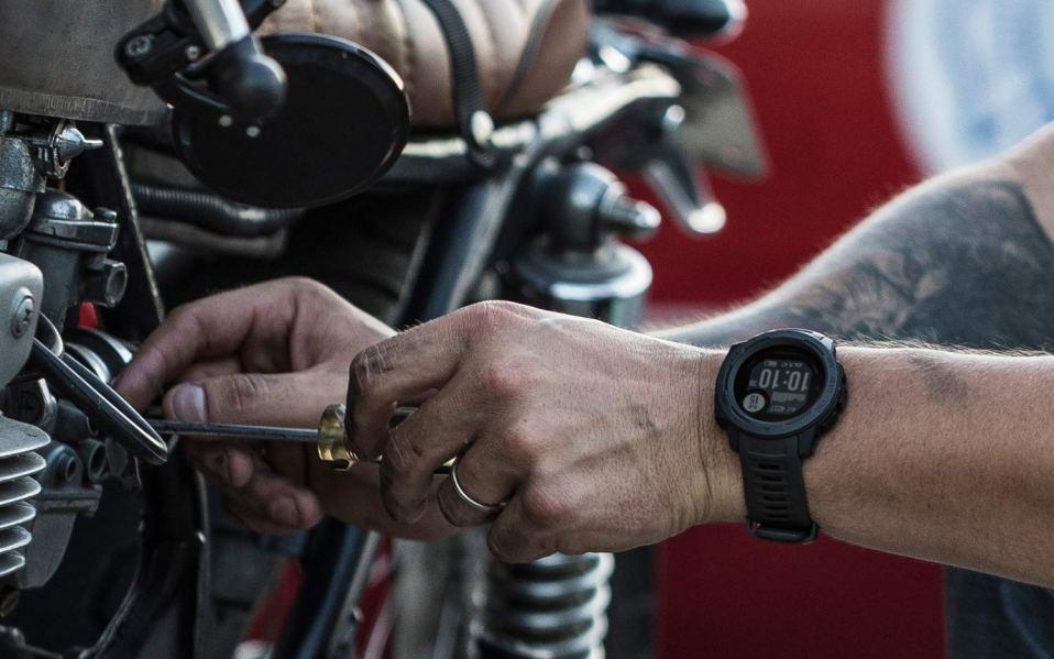 Men's Altimeter Watch