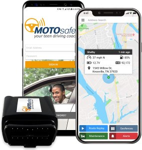 MOTOsafety Car Tracker