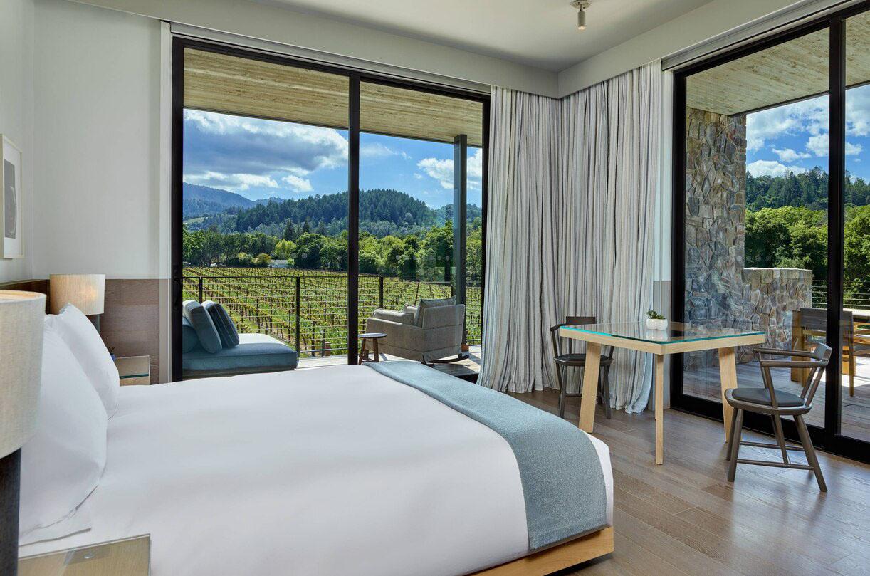 napa valley las alcobas hotel marriott