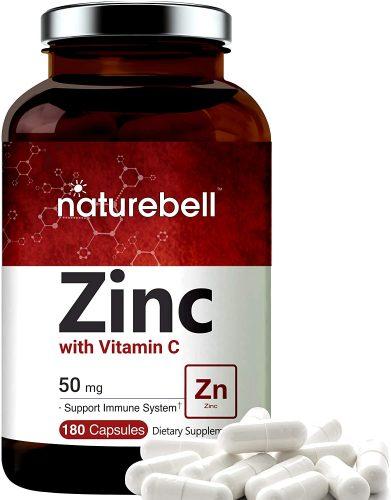 NatureBell Zinc Vitamin