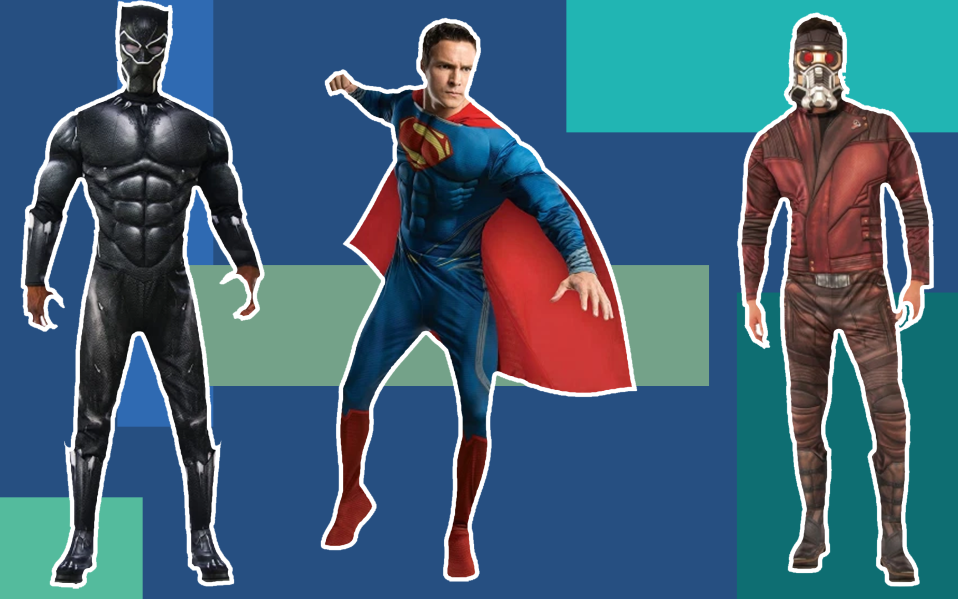 best superhero costumes
