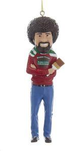 funny christmas ornaments bob ross