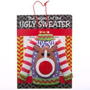 funny christmas ornaments ugly christmas sweater