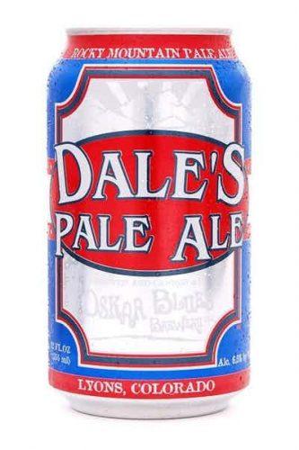 Oskar Blue Dale's Pale Ale