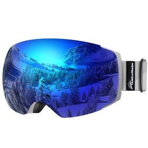 outdoor master ski goggles