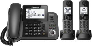PANASONIC Bluetooth Corded / Cordless Phone System
