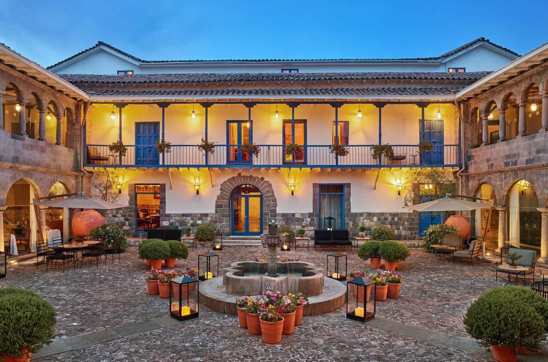 peru palacio del inka hotel