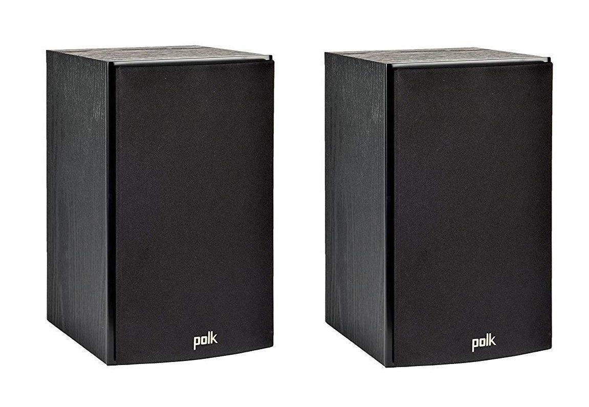 Polk Audio T15 100 Watt Home Theater Bookshelf Speakers