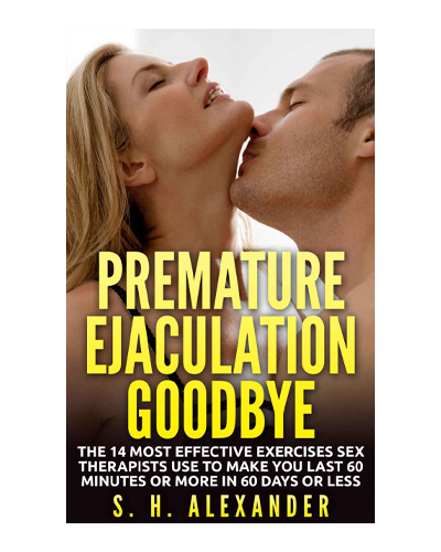 premature ejaculation books