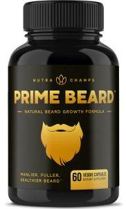 prime beard beard growth supplement