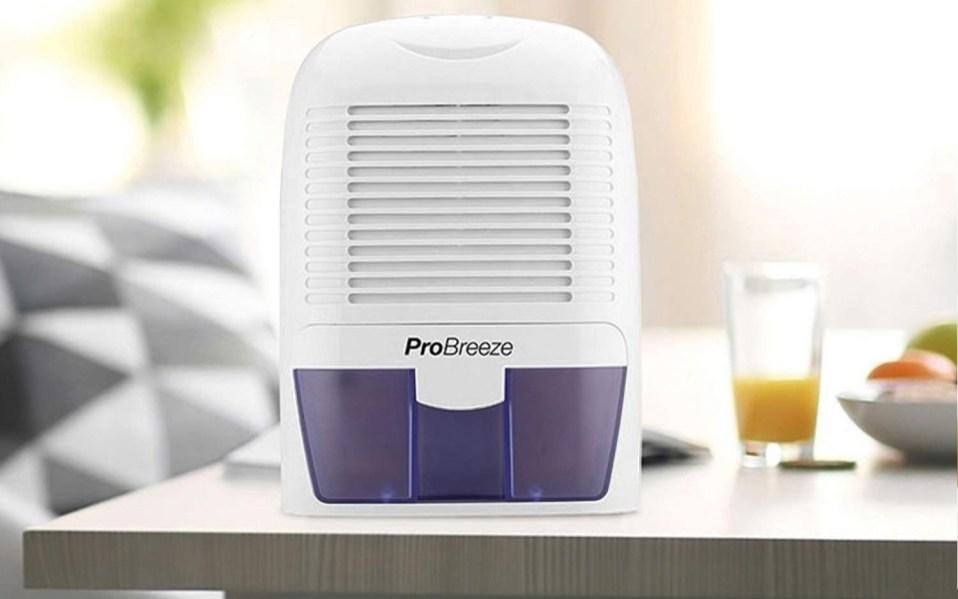 Pro breeze dehumidifier