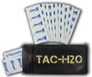 water purification tablet tac-h2o