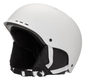 White Snowboard Ski Helmet Smith