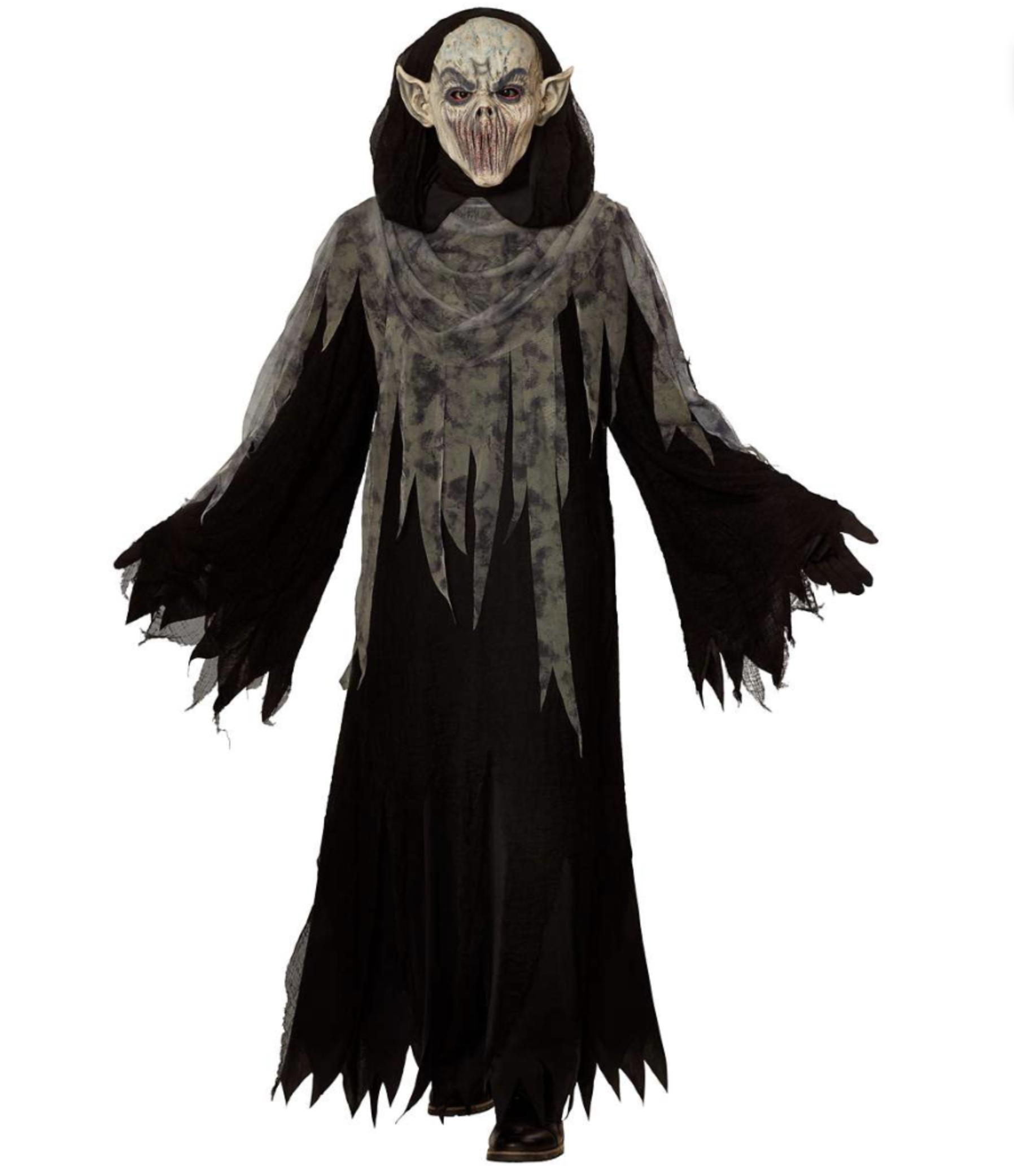 Demon reaper halloween costume
