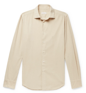 Incotex Corduroy Shirt First Date