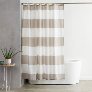best shower curtain amazon basics