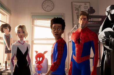 'Spider-Man: Into the Spider-Verse' Film - 2018