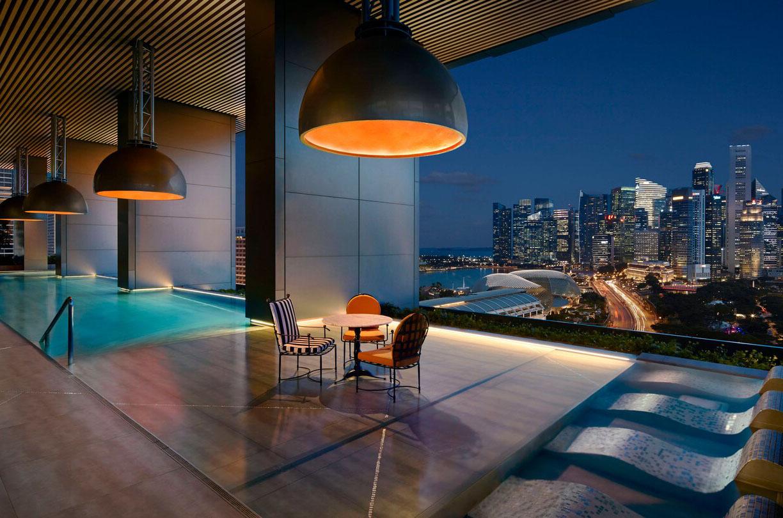 singapore south beach marriott hotel