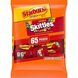 best halloween candy skittles starburst