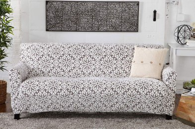 these sofa slipcovers can protect your couch from kids, pets and more