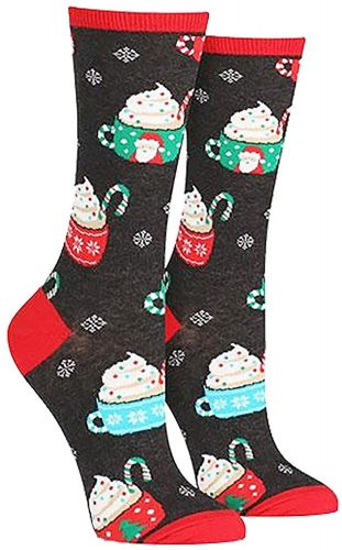 best christmas Socks - Socksmith Women's Cocoa Christmas Socks