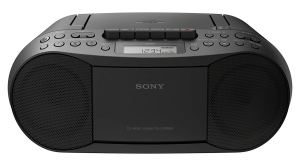 Sony CD/MP3 Cassette Boombox