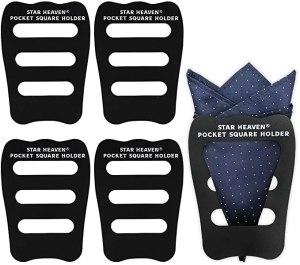 Star Heaven Pocket Squares Holder