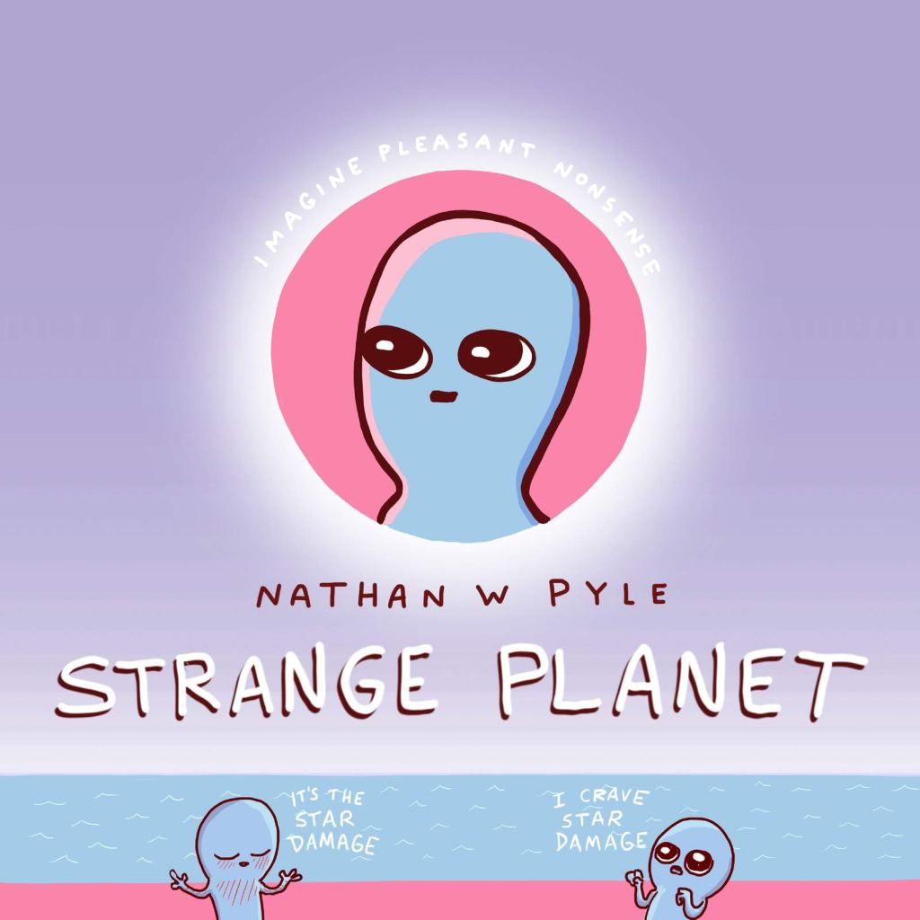 Strange Planet Book - Best Christmas Gifts
