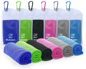 sukeen microfiber gym towels, best gym towels