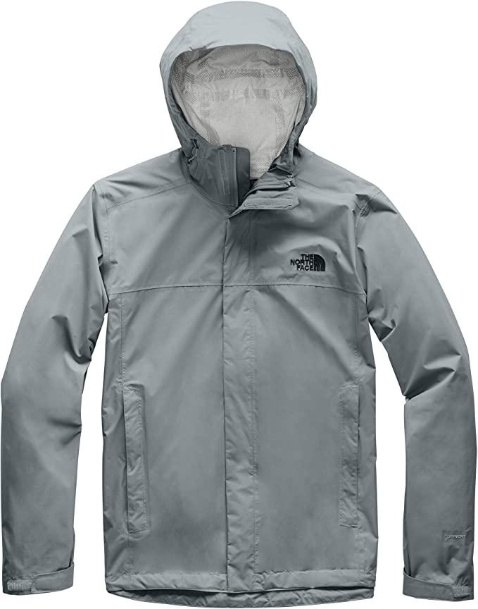 The North Face men's venture waterproof rain jacket
