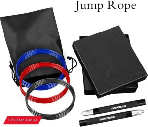 best weighted jump ropes toco freido