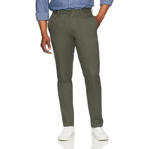 Amazon Essentials Wrinkle-Resistant Pant