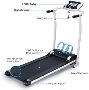 foldable treadmill juane