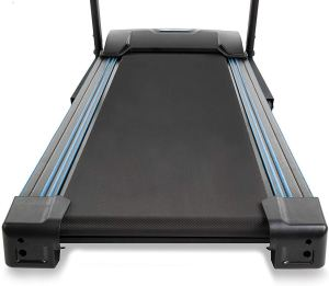 foldable treadmill xterra