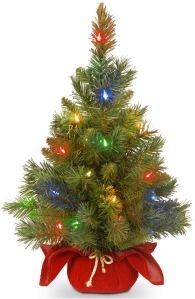 tabletop christmas tree national tree company