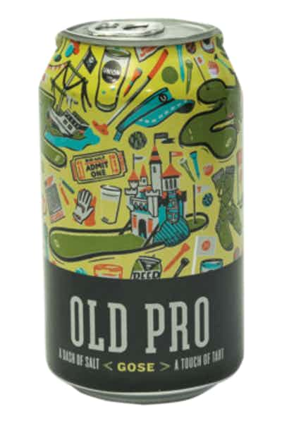Union Brewing Old Pro Gose