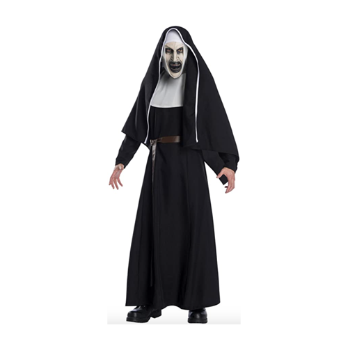 scary halloween costumes for men rubies the nun