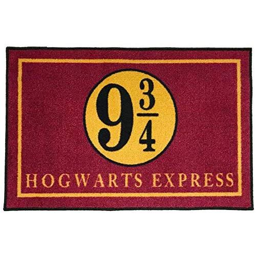 harry potter gifts floor mat