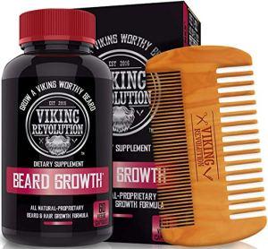 viking revolution beard growth supplement
