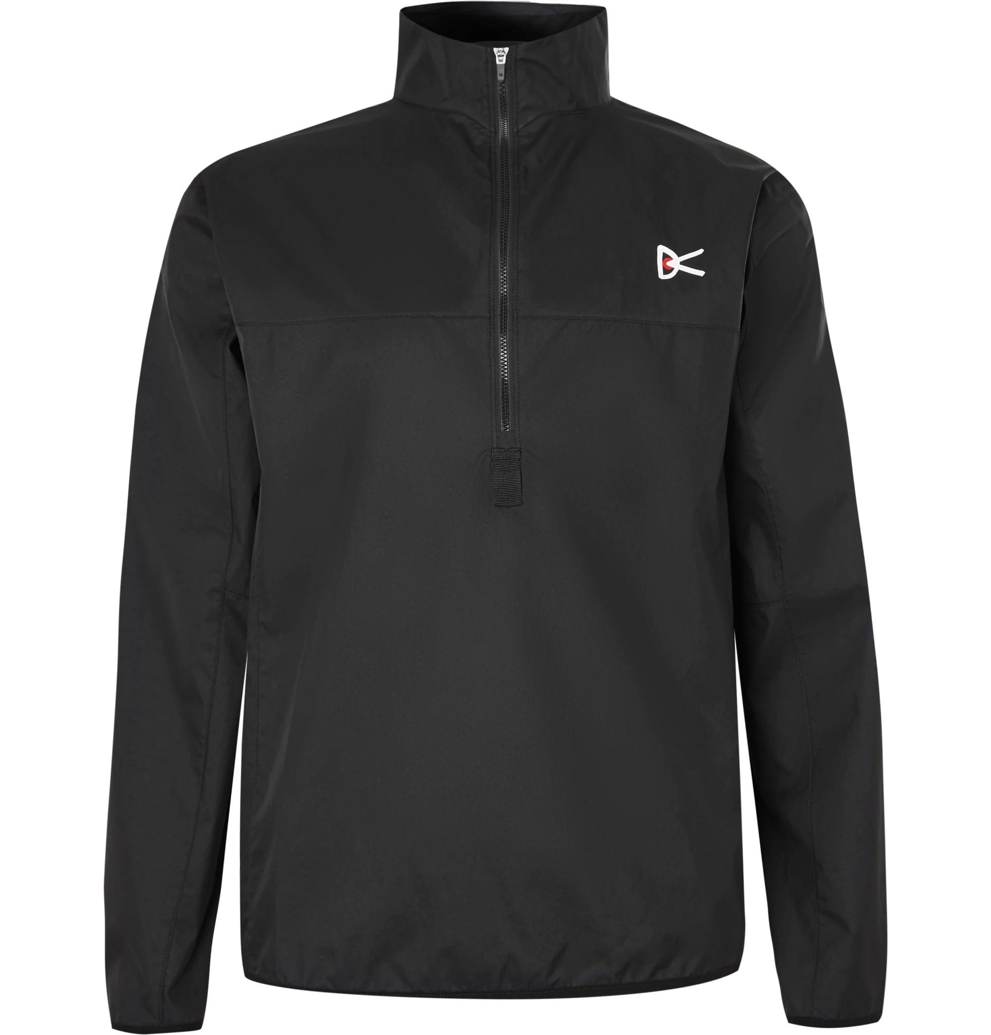 luxe running jacket
