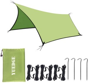 best camping tarps yuedge yuedge rain fly