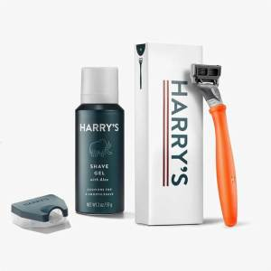 shaving kit harry's
