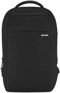 black backpack incase